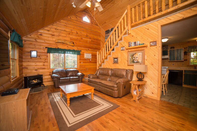 Cabin Rentals in West Virginia | Cougar Cabin Rental