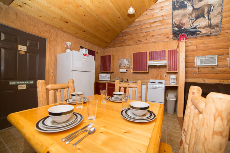 Cabin Rentals in West Virginia | White Tail Cabin Rental
