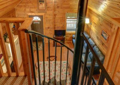 Caleb Cabin Interior