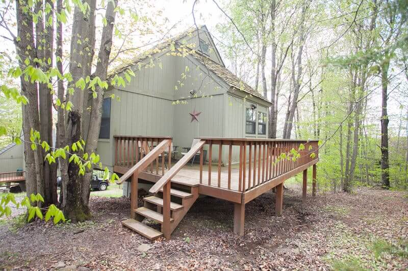 Cabin Rentals in West Virginia | Peaceful Getaway Cabin Rental
