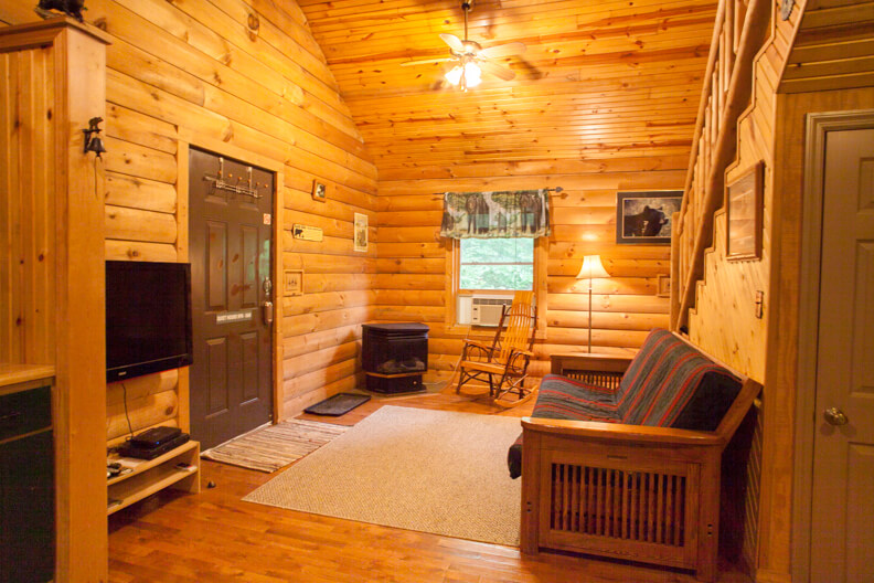 Cabin Rentals in West Virginia | Black Bear Cabin Rental