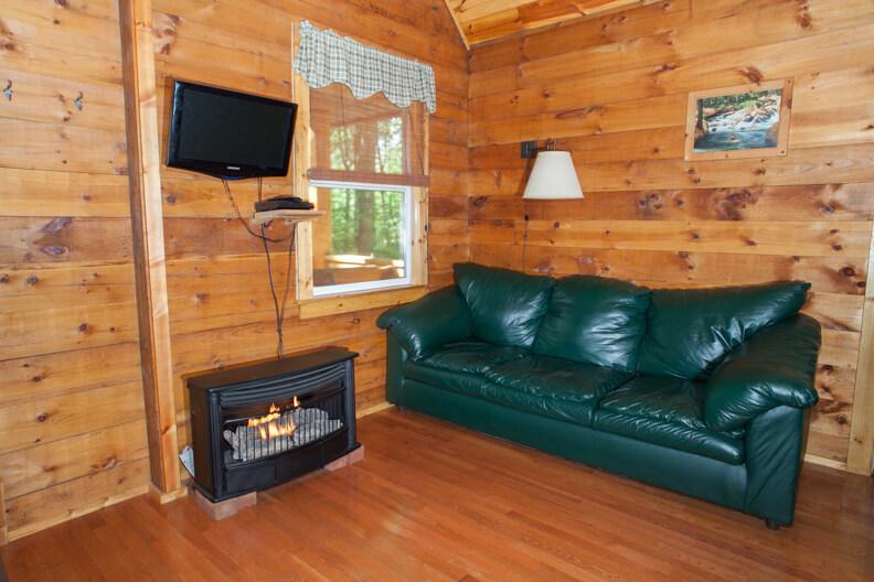 Cabin Rentals in West Virginia | Caleb Cabin Rental