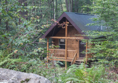 Bobcat - Cabin Exterior