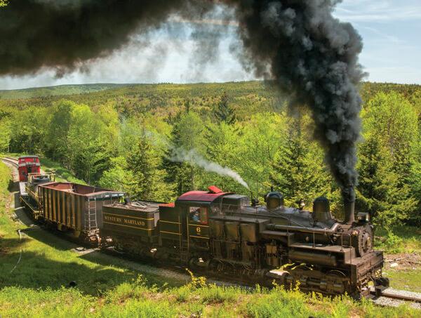 Train Rides – Canaan