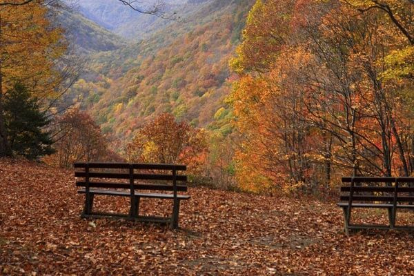 The gallery for west virginia mountain scenery for West fall