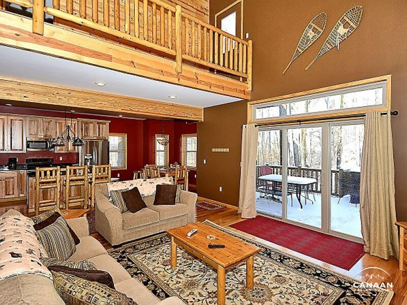 Cabin Rentals in West Virginia | Peaceful Getaway Cabin Rental