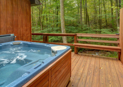 Black Bear Cabin - Hot Tub