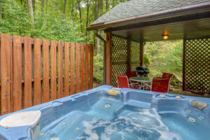 Cabins with Hot Tubs | Black Bear Cabin Rental