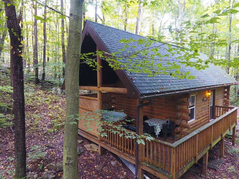 Caleb Cabin Mountain Creek Cabins