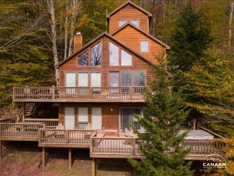 Cabin Rentals in West Virginia | Starry Nights Cabin Rental