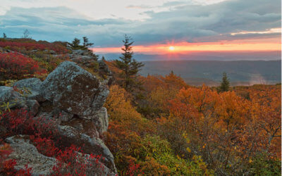 The 5 Best Views in the Northern West Virginia Mountains