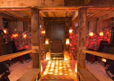 Himalayan Salt Spa and Cave