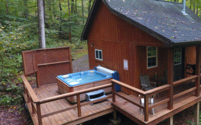 Vacation Lodges in West Virginia as Good as the Brochures