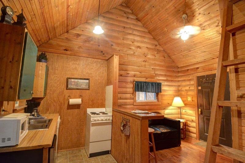 Maple Tree Cabin Mountain Creek Cabins