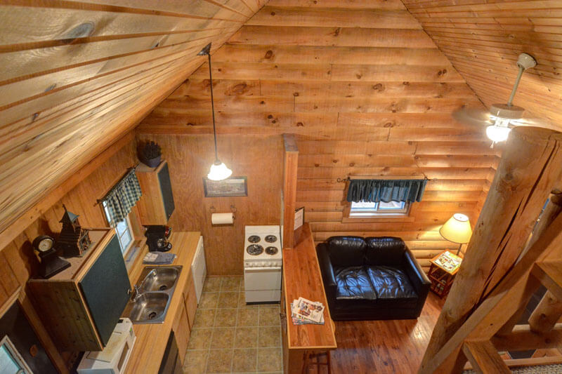 Cabin Rentals in West Virginia | Bobcat Cabin