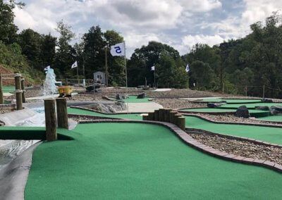 Morgantown Miniature Golf