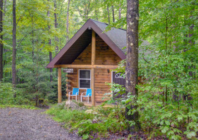 Mountaineer Cabin - Exterior