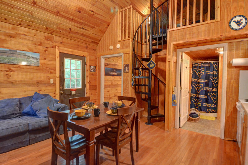 Mountaineer Cabin | Mountain Creek Cabins