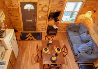 Mountaineer Cabin - Interior