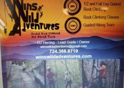 Guided Rock Climing