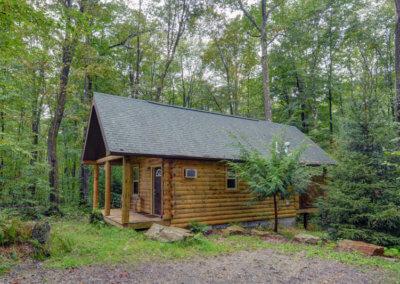 Shawnee Cabin - Exterior
