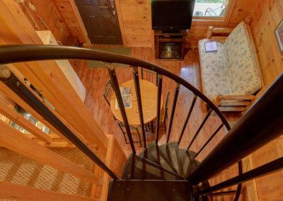 Shawnee Cabin - Interior