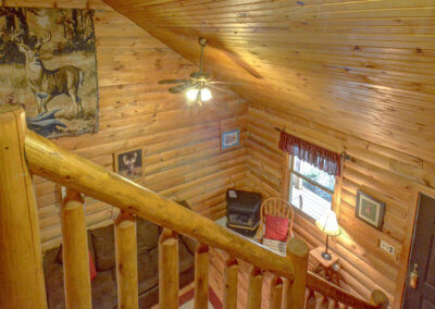 White Tail Cabin - Interior